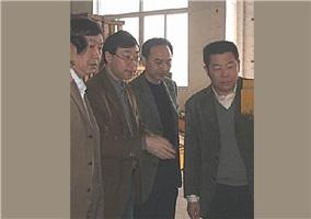 热烈欢迎重庆钢铁集团有限公司领导莅临我公司参观考察
