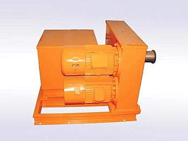 Long-timely hindered rotation torque motor type cable drum