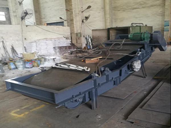 山东钢铁集团有限公司日照钢铁精品基地  磁性矿用连续式除铁器成套设备